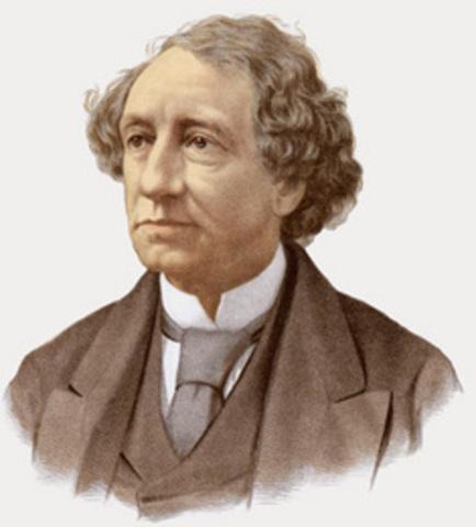 Sir John A. Macdonald was born 11 Jan 1815