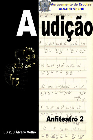 Audição Ed Musical 9ºAnos