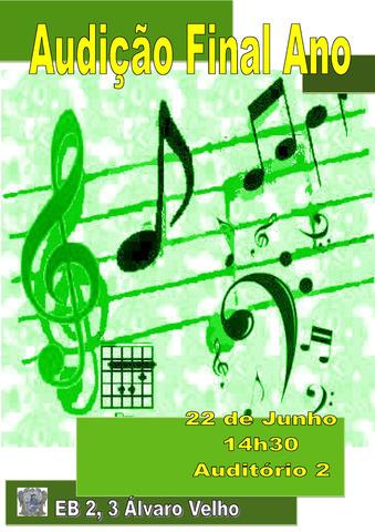 Audição Educação Musical