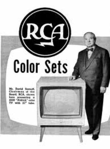 Color Booms
