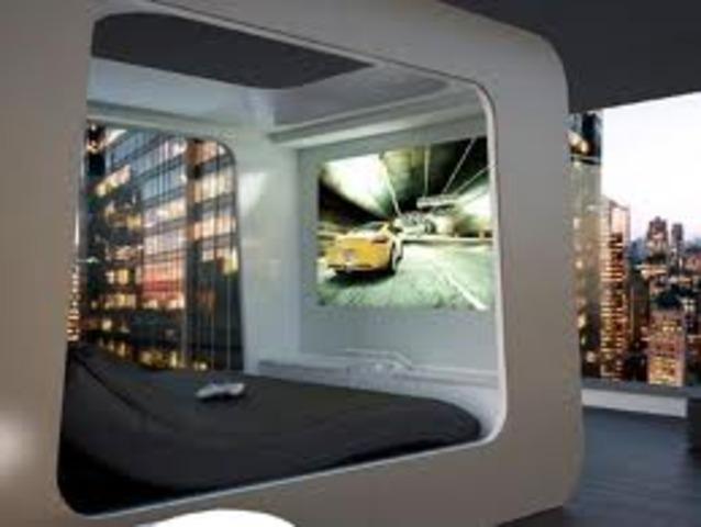 TVs and Imagination