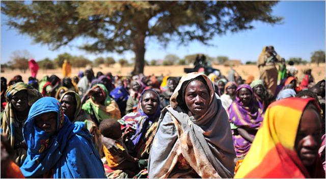 Rebellion in West Darfur