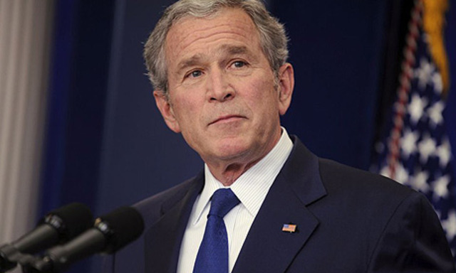 President Bush Calls for Work on Alternate Sources