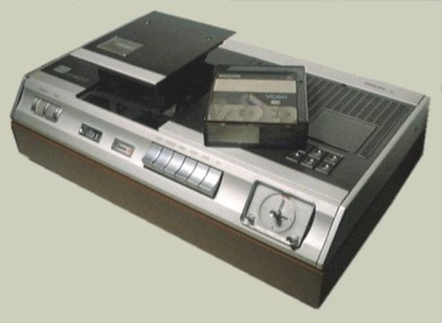VCRs Are Invented