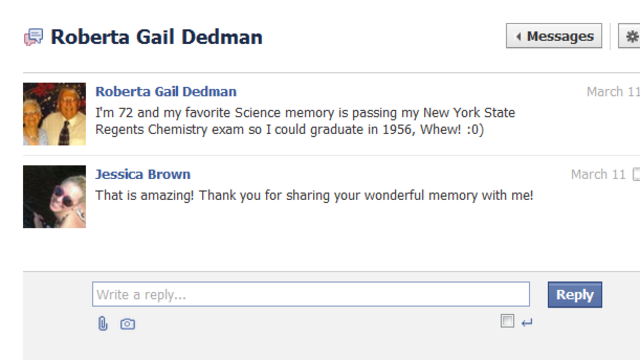 Roberta Gail Dedman Age 72