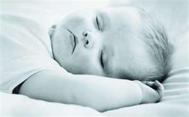 Cuando yo tenía dos años, yo asistía a una guardería infantil, yo dormía mucho, y yo comía mucho.