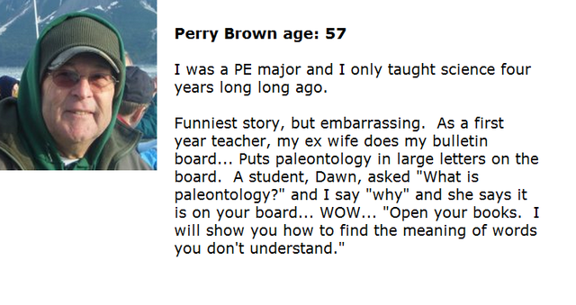Perry Brown Age 57
