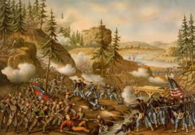 First Battle of Chattanooga
