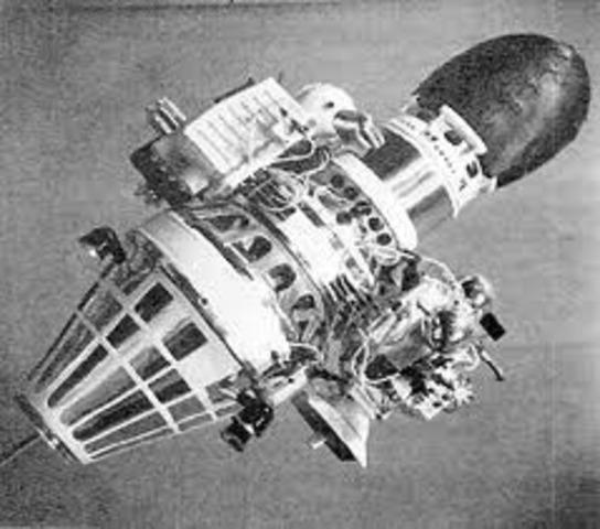 Luna 8 (Impact)