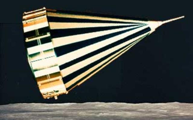 Pioneer 4 Lunar Flyby