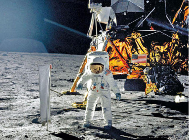 Apollo 11: First people on the moon