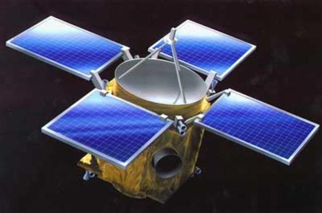 NEAR:Asteroid Eros Orbiter