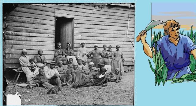 Indentured Servants vs. Slaves