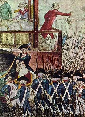 Execution of Louis XVI (1793)