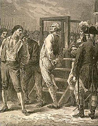 Execution of Danton (1794)