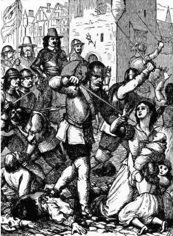 Royalist Uprising (1794 -1795)