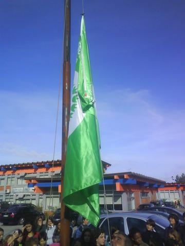 Eco-Escolas 2009 - Bandeira Verde