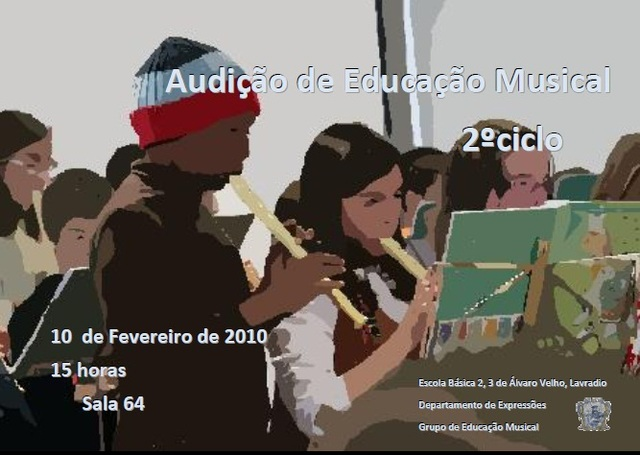 Audição de Educação Musical