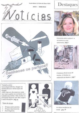 """Jornal """"Raio Notícias"""""""