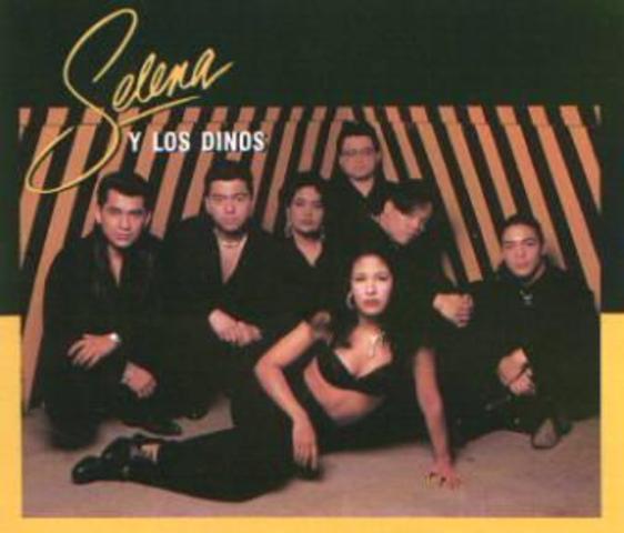 1994 Selena Y Los Dinos plays nemerous tour dates
