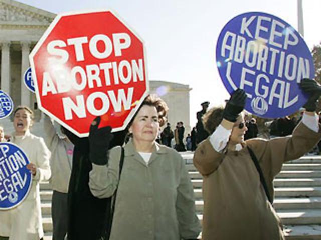 Abortion Leaglized in U.S.