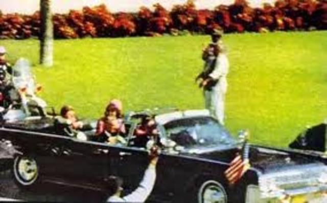 JFK Assasinated