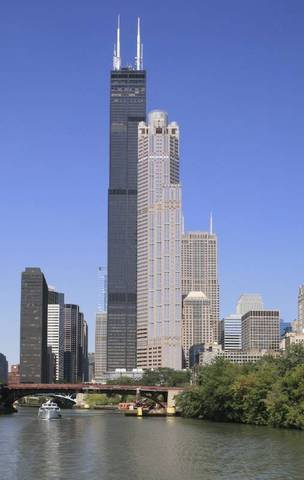 Sears Tower Was Built