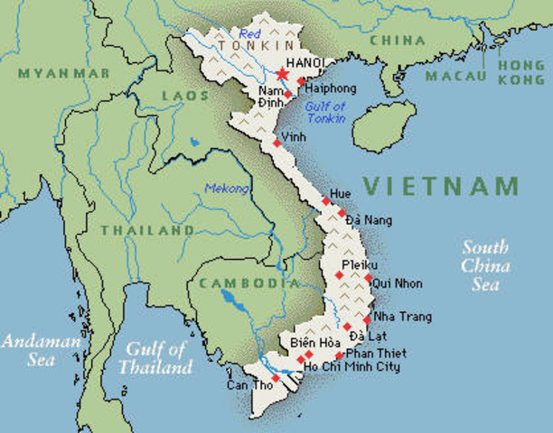 U.S. Pulls Out Of Vietnam