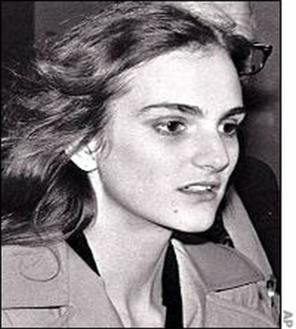 Patty Hearst Kidnapped