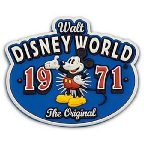 Disney World Opens ( :