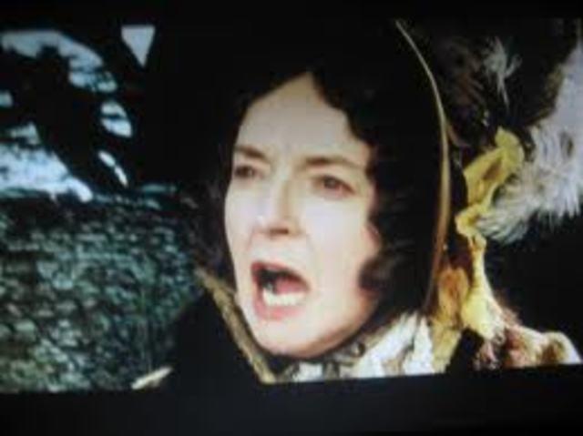Lady Catherine visits Longbourn