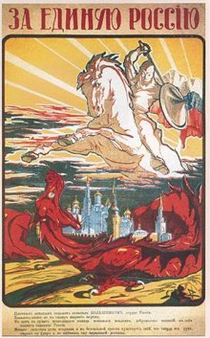 Russian Civil War (1917-1923)