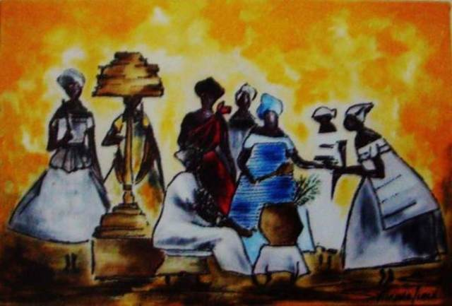 Candomblé x Umbanda