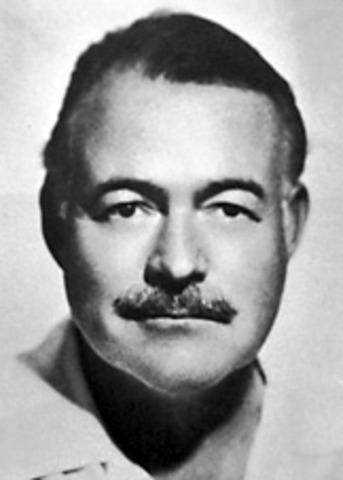 Ernest Hemmingway- Suicide