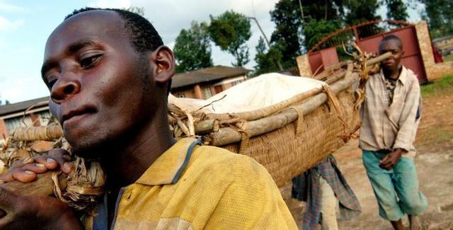 Germany Colonizes Rwanda