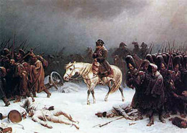 Retreat from Moscow (1812)