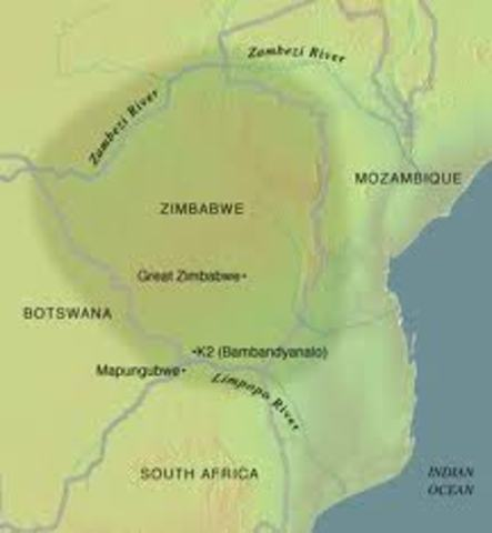 Great Zimbabwe Empire