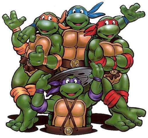 Teen Mutant Ninja Turtles