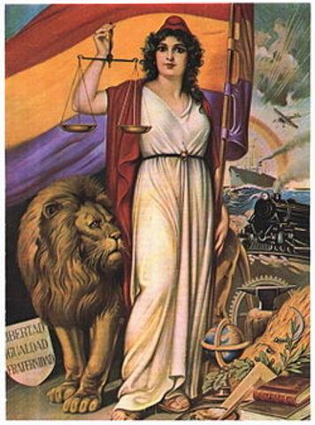 Proclamació de la 2a República