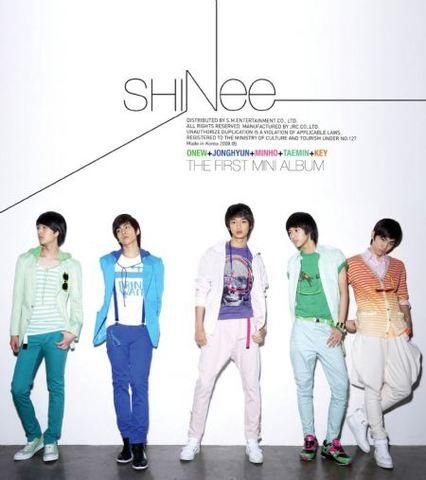 SHINee's Debut