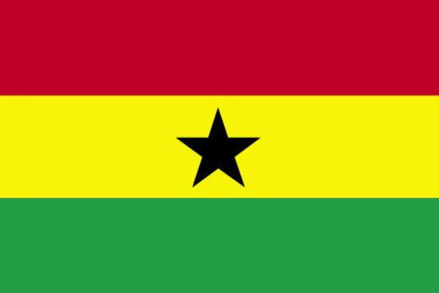 Ghana was a powerful trading empire