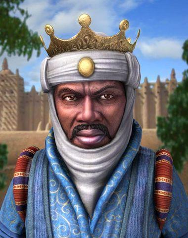 Mali empire formed