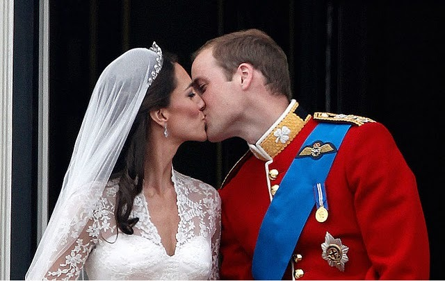 Marriage of Prince William & Kate Middleton