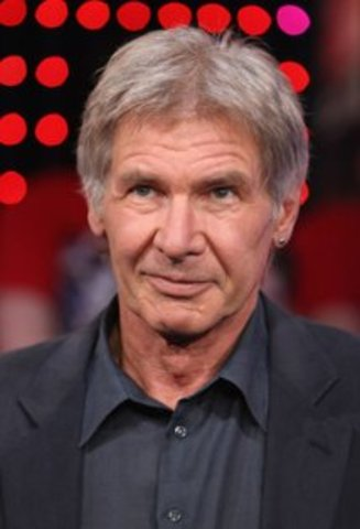 Harrison Ford is born