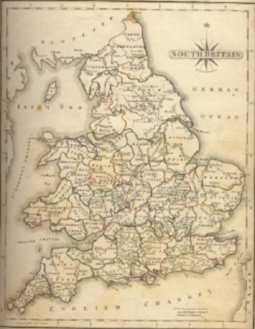 People Immigrate from Europe to England