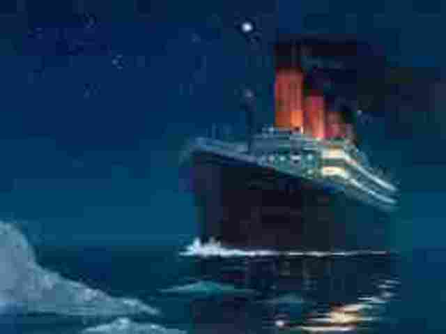 Titanic the story that I never wanted published