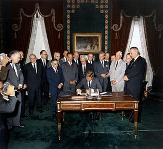 Limited Test Ban Treaty