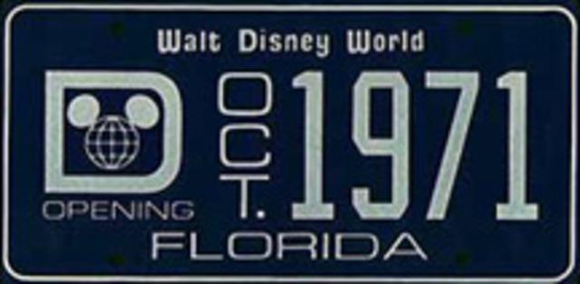 Disney World Opens