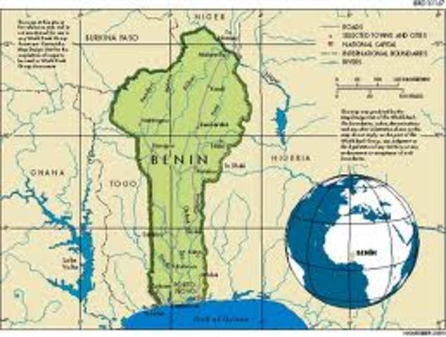 Benin Empire Rises