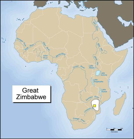 Great Zimbabwe Empire Rises